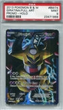 Pokemon Promo Single Giratina Full Art - PSA 9 *23471969*
