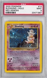 Pokemon Neo Genesis Single Slowking - PSA 9 *23471987*