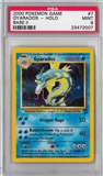 Pokemon Base Set 2 Single Gyarados - PSA 9 *23472007*