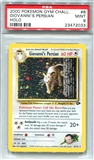 Pokemon Gym Challenge Single Giovanni's Persian - PSA 9 *23472033*