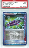 Pokemon Plasma Blast Single G Scope - PSA 9 *23472050*