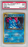 Pokemon Neo 4 Single Dark Feraligatr Japanese - PSA 9 *23472066*