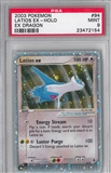 Pokemon Ex Dragon Single Latios EX - PSA 9 *23472154*