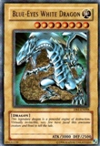 Yu-Gi-Oh Dark Beginning Single Blue-Eyes White Dragon Ultra Rare (DB1-EN098)