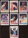 1977/78 Topps Basketball Complete Set (NM-MT)