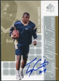2000 Upper Deck SP Authentic Sign of the Times #CA Trung Canidate Autograph