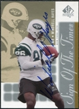 2000 Upper Deck SP Authentic Sign of the Times #WH Windrell Hayes Autograph