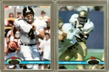 1991 Topps Stadium Club Football Complete Set