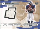 2000 Upper Deck Game Jersey Brian Griese #BG