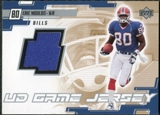 2000 Upper Deck Game Jersey #EM Eric Moulds