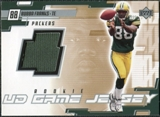 2000 Upper Deck Game Jersey Bubba Franks #DA