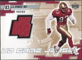 2000 Upper Deck Game Jersey #JJ J.J. Stokes