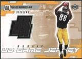 2000 Upper Deck Game Jersey Plaxico Burress #PB
