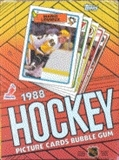 1988/89 Topps Hockey Wax Box