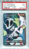 Pokemon Furious Fists Single Korrina 111/111 FULL ART - PSA 9  *25053918*