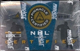 1997/98 Pinnacle Certified Hockey Hobby Box