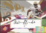 2003 Upper Deck SPx Supreme Signatures #SSAB Aaron Brooks Autograph