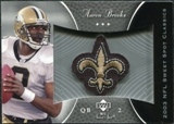 2003 Upper Deck Sweet Spot Classics Patch #PAB Aaron Brooks