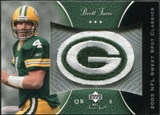 2003 Upper Deck Sweet Spot Classics Patch #PBF Brett Favre