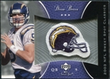 2003 Upper Deck Sweet Spot Classics Patch #PBR Drew Brees