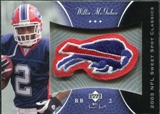 2003 Upper Deck Sweet Spot Classics Patch #PWM Willis McGahee