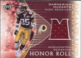 2003 Upper Deck Honor Roll Dean's List Jersey #DLDM Darnerian McCants