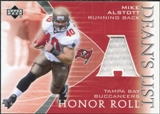 2003 Upper Deck Honor Roll Dean's List Jersey #DLMA Mike Alstott