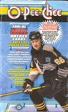 2001/02 O-Pee-Chee Hockey Hobby Box