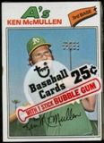 1977 Topps Baseball Cello Pack