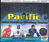 2001/02 Pacific Hockey Hobby Box