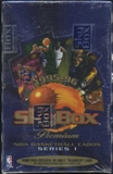 1995/96 Skybox Premium Series 1 Basketball Hobby Box