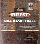 1997/98 Topps Finest Series 2 Basketball Jumbo Box