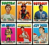 1971/72 Topps Basketball Complete Set (NM-MT)