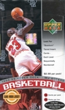 1998/99 Upper Deck Series 2 MJ Access Basketball Pre-Priced Box