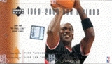 1999/00 Upper Deck Legends Basketball Hobby Box