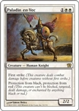 Magic the Gathering 9th Edition Single Paladin en-Vec Foil