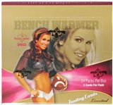 BenchWarmer Limited Hobby Box (2011)