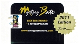 2011 Just Minors Mystery Bats Baseball Hobby Box