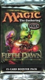 Magic the Gathering Fifth Dawn Booster Pack