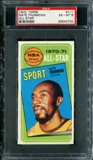 1970/71 Topps Basketball #111 Nate Thurmond All Star PSA 6 (EX-MT) *2704