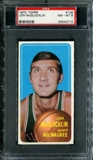 1970/71 Topps Basketball #139 Jon McGlocklin PSA 8 (NM-MT) *2713