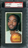 1970/71 Topps Basketball #149 Art Harris PSA 8 (NM-MT) *2763