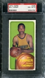 1970/71 Topps Basketball #158 Bill Turner PSA 8 (NM-MT) *2764