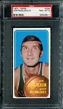 1970/71 Topps Basketball #139 Jon McGlocklin PSA 8 (NM-MT) *2811