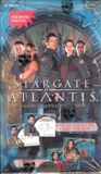 Stargate Atlantis Season 1 Trading Cards Box (Rittenhouse 2006)