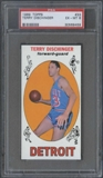 1969/70 Topps Basketball #33 Terry Dischinger PSA 6 (EX-MT) *9459