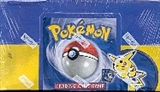 WOTC Pokemon Base Set 1 Precon Theme Deck Box
