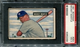 1951 Bowman Baseball #253 Mickey Mantle Rookie PSA 3 (VG) *2458