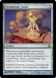 Magic the Gathering Ravnica Single Cloudstone Curio UNPLAYED (NM/MT)