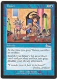 Magic the Gathering Urza's Legacy Single Tinker - SLIGHT PLAY (SP)